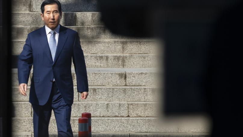 'MB정부 댓글공작' 조현오 前경찰청장 징역 2년 '법정구속'