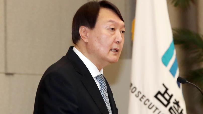 윤석열, 추미애 '검사장 회의' 하루 전 광주고검·지검 방문
