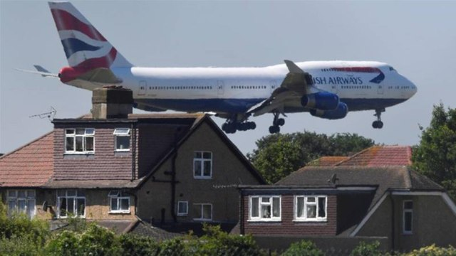 [Al jazeera] Heathrow expansion grounded over climate considerations