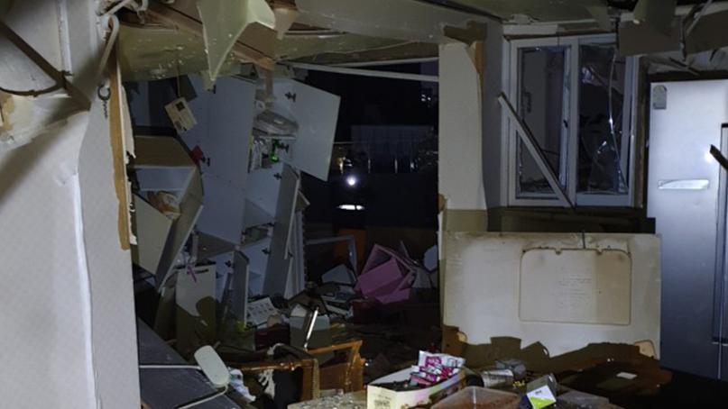 부산 빌라 보일러실에서 가스폭발…50대 부부 중경상