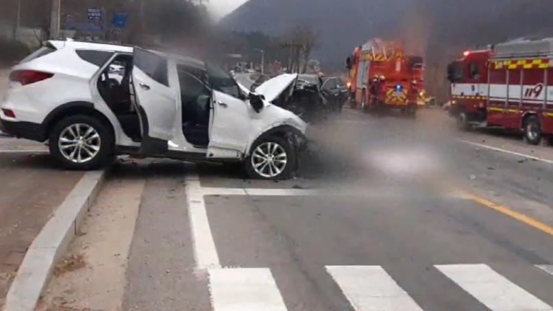 쌍둥이 목숨 앗아간 교통사고…가해자 혈중알코올농도 0.236%