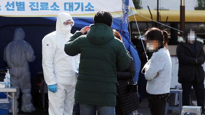 코로나19 확진자 증가세 주춤…WHO '한국 고무적 조짐'