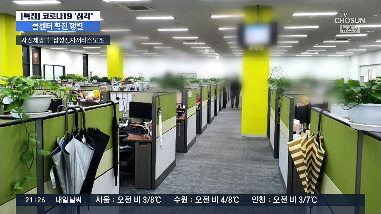 콜센터 13곳서 57명 확진…대구, 특별점검반 구성 '뒷북 대응'