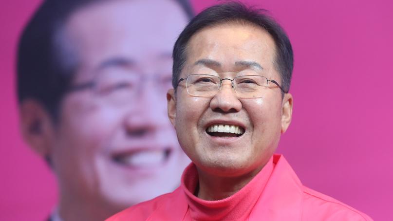 홍준표 '17일 대구 수성을 무소속 출마선언…탈당은 25일'