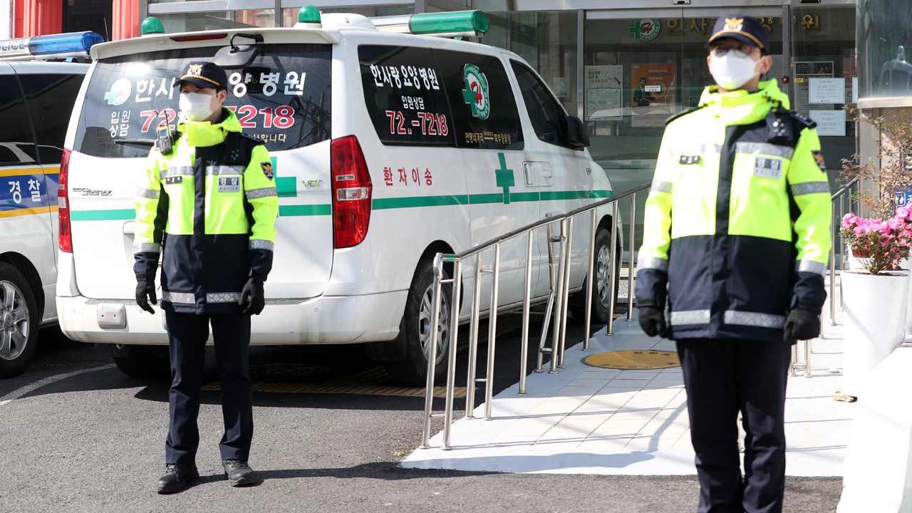 '또 집단감염'…대구 요양병원 5곳에서 88명 무더기 확진
