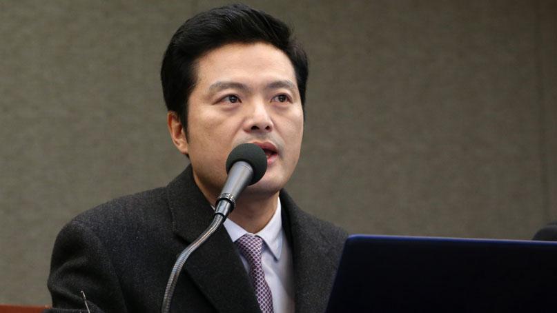 김태우 전 수사관 '민주당 당원이 나를 사찰, 검찰에 고발할 것'