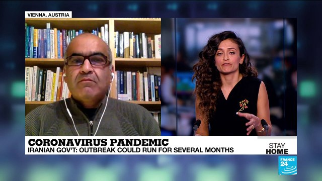 [France 24] Coronavirus pandemic: Iran pleads for help as it fights virus under sanctions