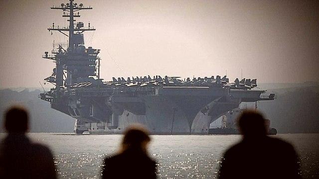 [Al jazeera] US warship leader seeks crew isolation as coronavirus spreads