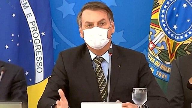 [Al jazeera] Deny and defy: Bolsonaro's approach to the coronavirus in Brazil