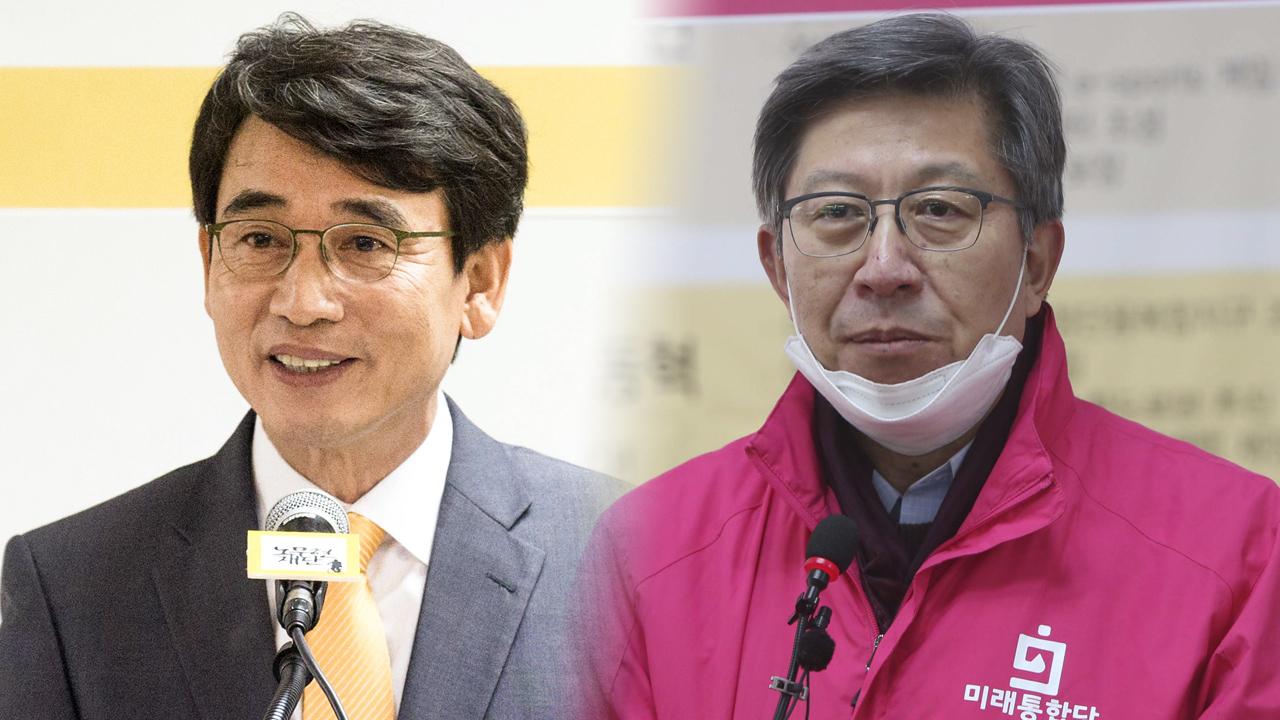 [결정 2020] 유시민 '범진보 180석 가능'…통합당 '섬뜩, 친문패권 막아야'