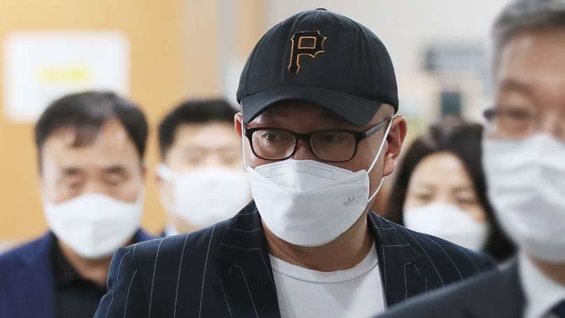 '문화계 황태자' 차은택 징역 2년으로 감형…'죄송하다'