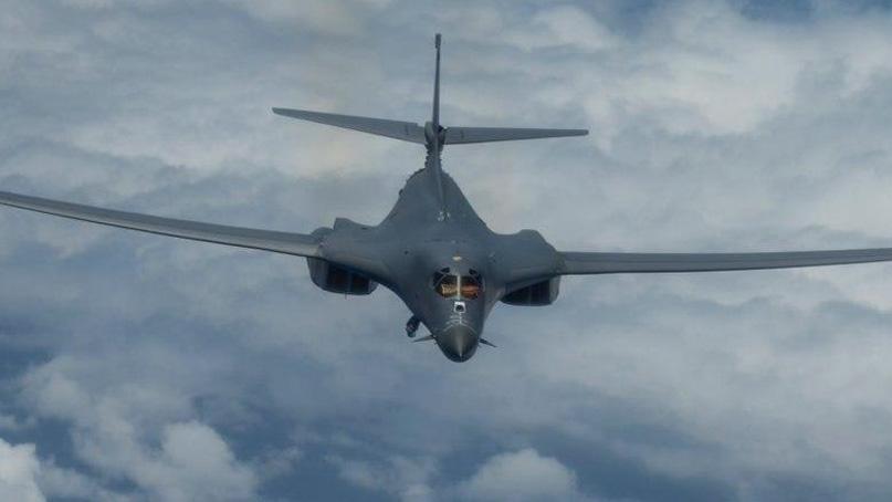 美 B-1B 전략폭격기, 대만 동부해역 또 비행…中 반발 예상