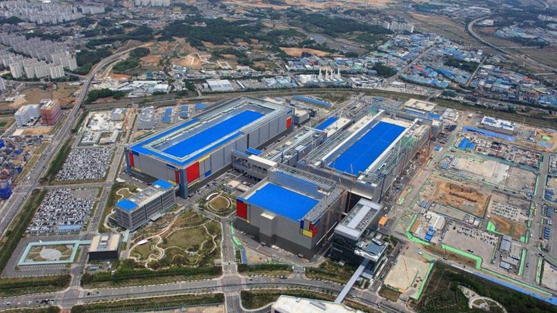 삼성, 평택에 파운드리 생산라인 구축…'비전 2030' 본격화