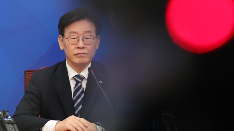 '당선 무효' 위기 이재명, 대법원에 '공개 변론 신청서' 제출