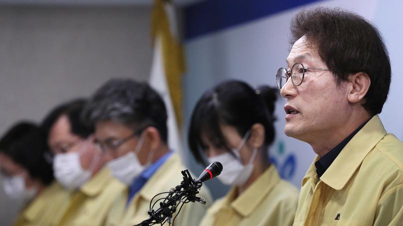 확진자 나온 강서·양천 유치원·초교 대부분 등교 연기