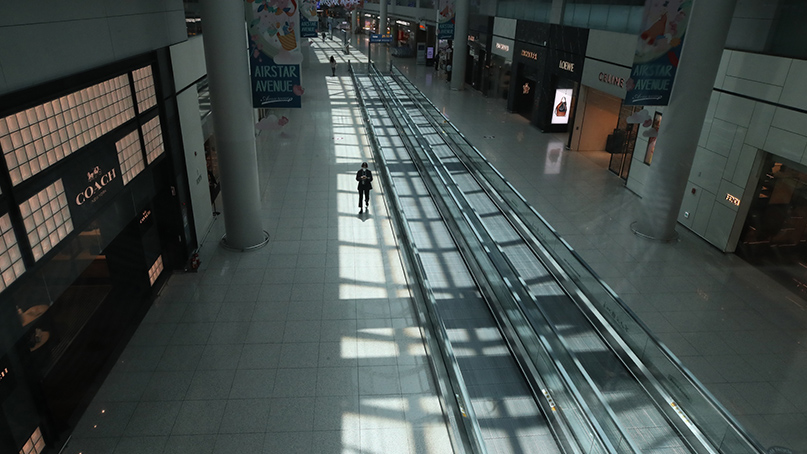 면세점 등 공항상업시설 임대료 최대 75% 감면