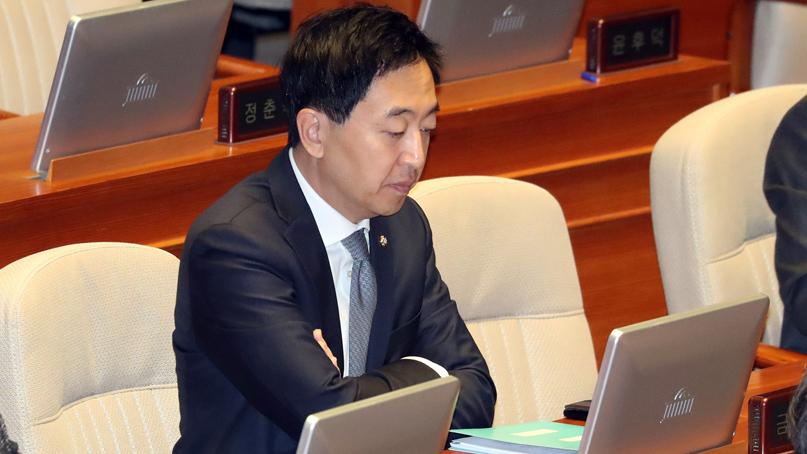 민주당, 공수처법 '기권' 금태섭 징계…'재심 청구할 것'