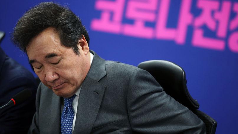 [취재후 Talk] 이낙연, 당 대표 출마선언 돌연 연기한 까닭은?