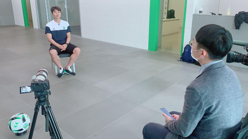 [취재후 Talk] '불혹'도 막지 못한 이동국의 축구 열정, 그리고 조규성