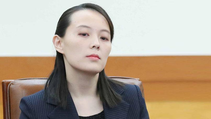 김여정 '대북전단 방치시 남북군사합의 파기 각오해야'…이례적 담화 발표