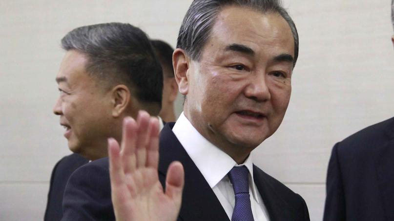 中 왕이 외교부장, 英에 '홍콩 외부개입 용납 못해'