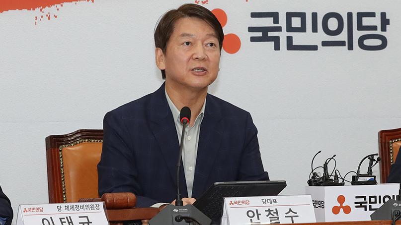 안철수 '정부, 평양특사 파견 추진해야…나도 갈 용의 있다'