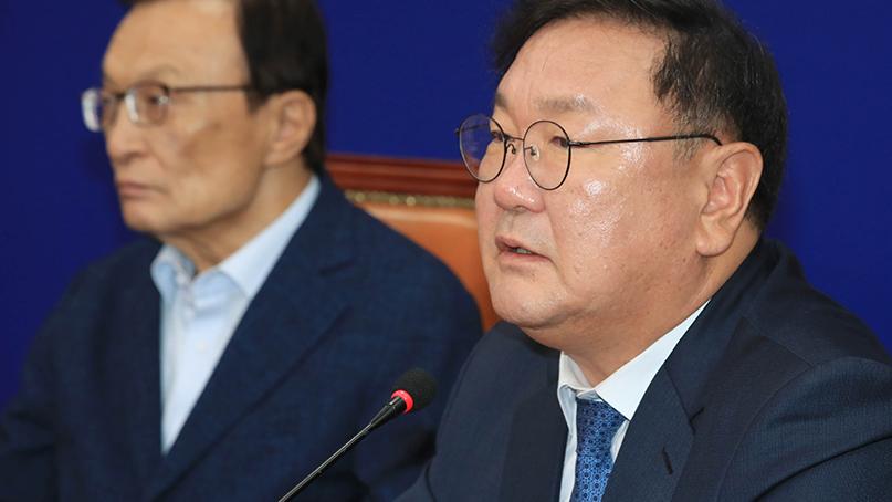 김태년 '판문점 선언 비준·금강산 관광 재개 추진'