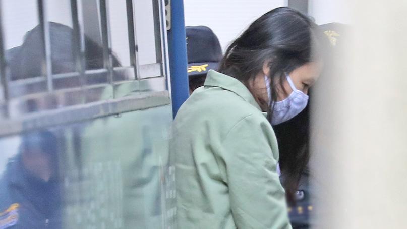 검찰, 고유정 항소심도 사형 구형…고유정 '억울하다'