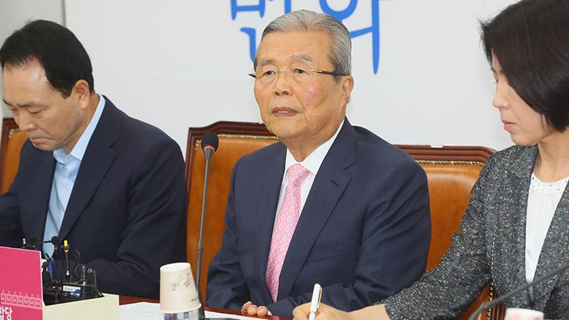 김종인 '우리 힘으로 북한 비핵화 실현? '하나의 망상''
