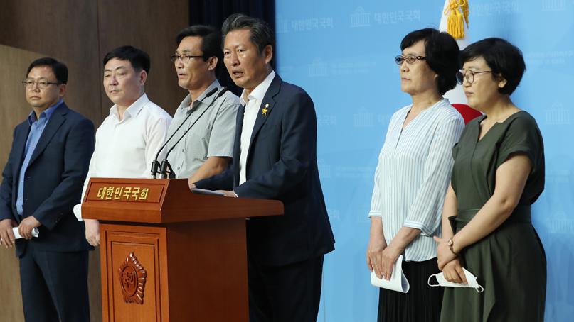 탈북단체 기자회견 '대북전단 살포 중단·대북전단금지법 제정 촉구'