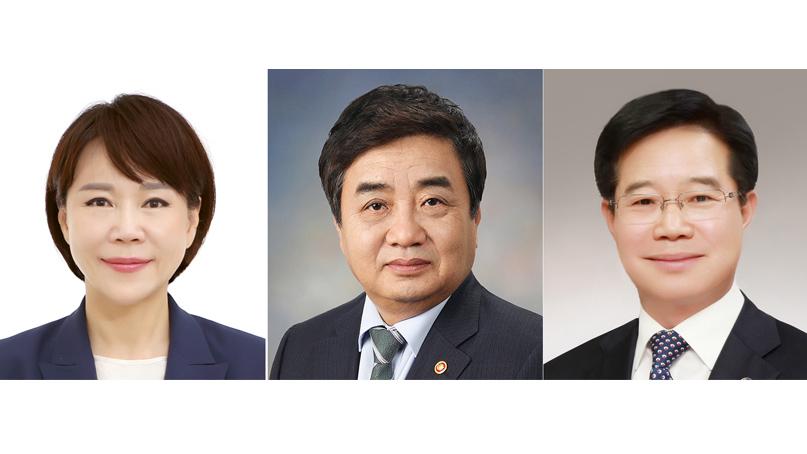 전현희 권익위원장·김창룡 경찰청장 발탁…한상혁 방통위원장 연임