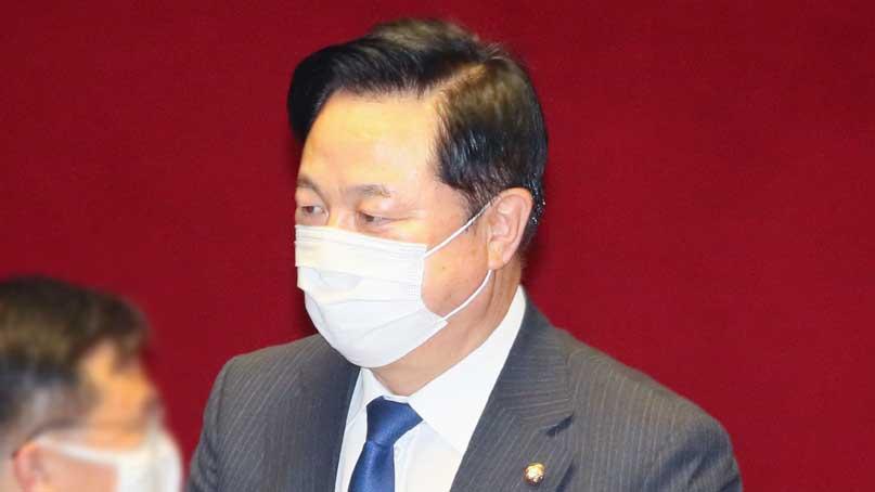 김두관 '인국공 비판 말고 이재용 기소 촉구하라'