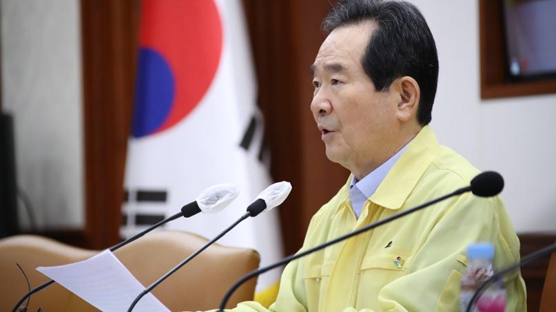 丁총리 '집단감염 계속시 종교시설도 강력 조치 불가피'