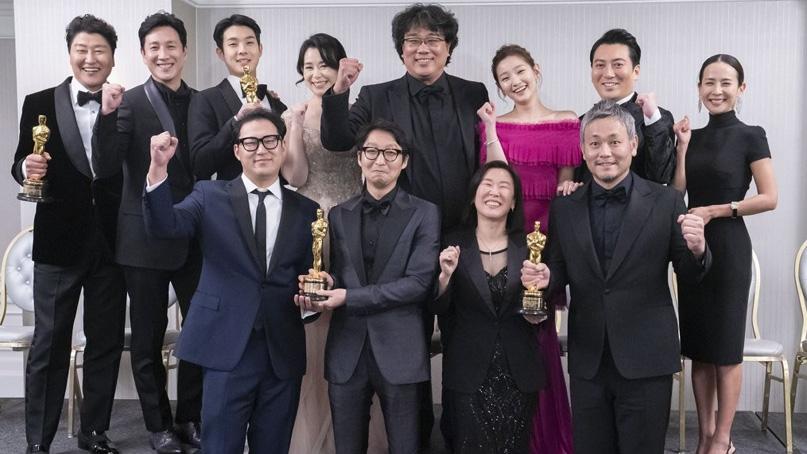 기생충' 배우·스태프, 아카데미 신입회원 초청 받아
