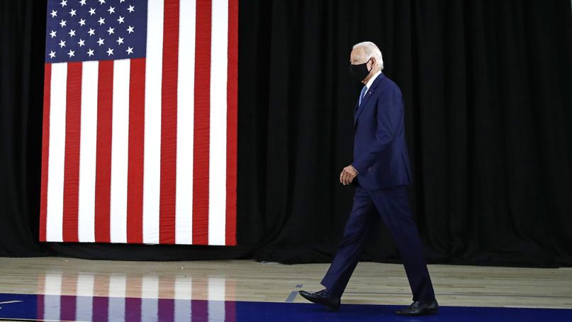 바이든에 몰리는 모금, 6월에만 1700억…트럼프 계속 앞서
