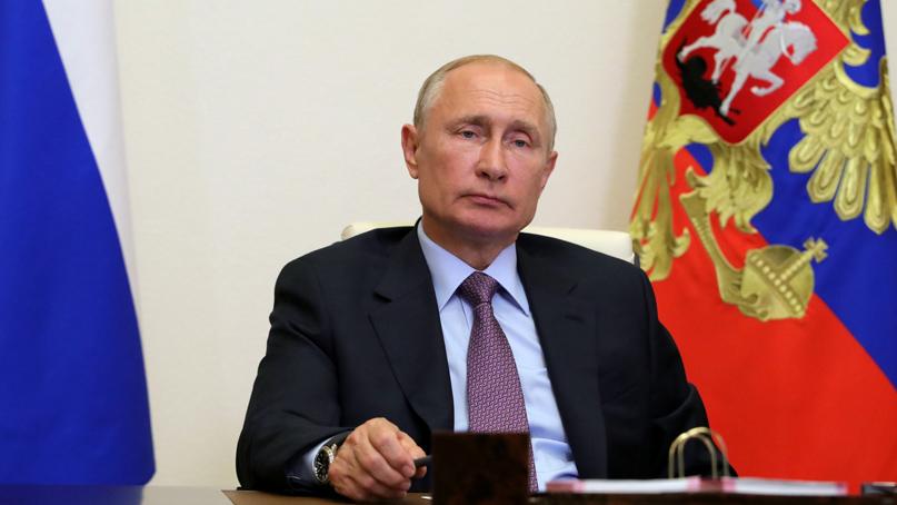 푸틴, 30년 이상 장기집권 길 열렸다…개헌안 찬반 투표서 76% 지지