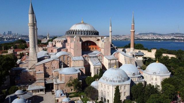 [Al jazeera] Turkey's Hagia Sophia and the battle to reconvert it to a mosque