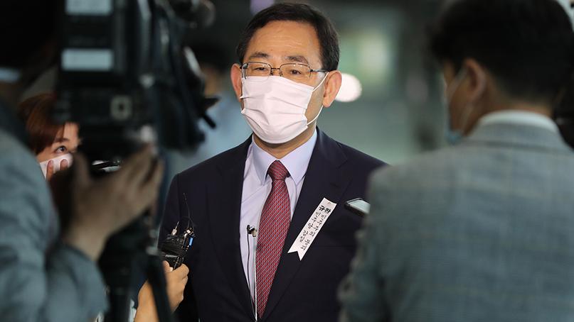 주호영, 윤석열 총장 향한 여권 공세에 '깡패 같은 짓'