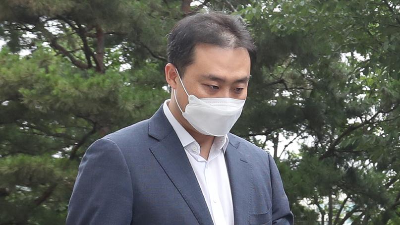 '라임자산운용' 원종준 대표 구속심사…책임 묻자 '묵묵부답'