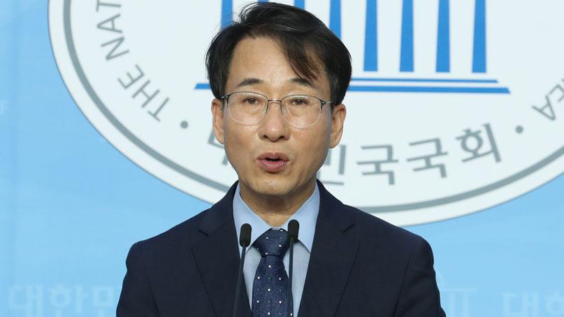 이원욱, 與 최고위원 출마선언…'공정함 흔들려, 민주당다워져야'