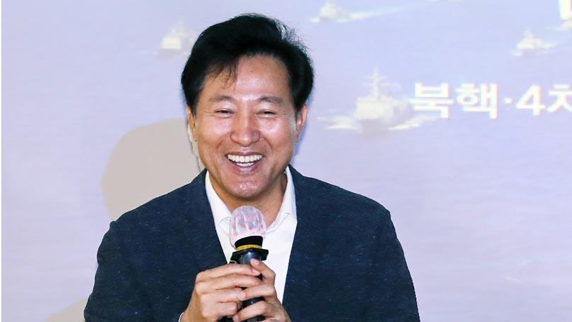 오세훈 '행정수도 전향적 검토할 필요…부동산 문제 해결엔 역부족'