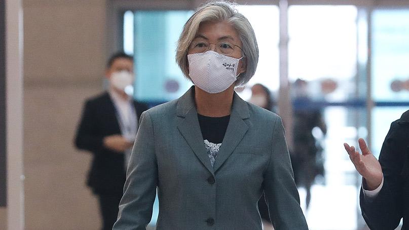 강경화 외무장관, 오늘 한독 장관 회담…G7 확대 등 논의