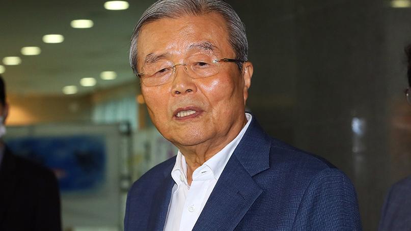 김종인 '靑 인사수석실은 '나눠먹기'용 폐지해야…4선 연임 제한은 확정 안 돼'