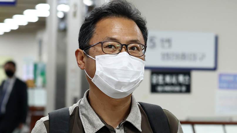 '폭력집회 주도' 김명환 전 민주노총 위원장, 2심도 집행유예