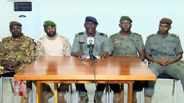 [Al jazeera] Mali coup: Soldiers promise to hold new elections