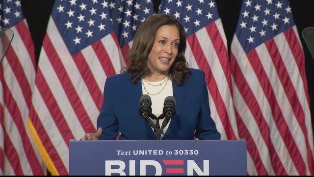 [Al jazeera] Kamala Harris to speak at Democratic party's virtual convention