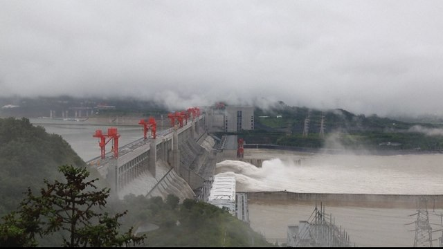 [Al jazeera] China dam faces biggest flood test since opening