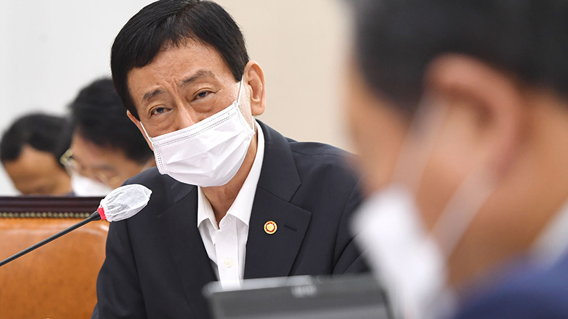 진영 장관 소신 발언…이재명 전단금지법은 '무리한 해석'·수도이전엔 '반대'