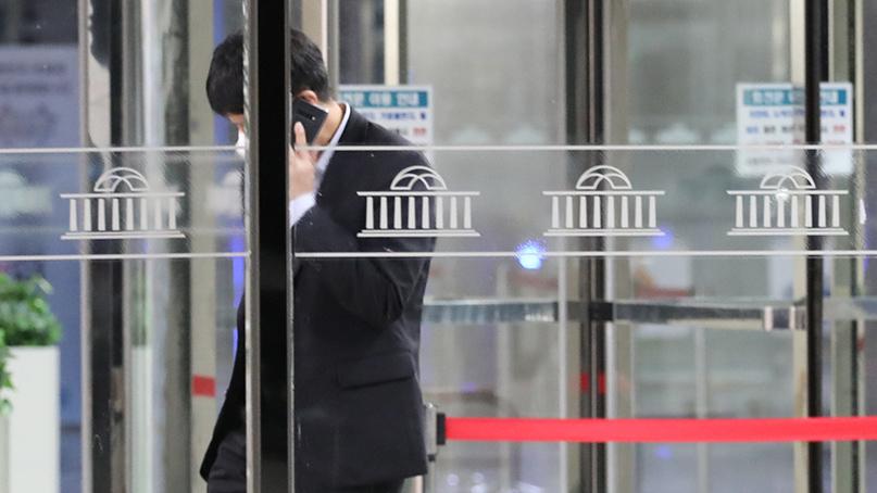 국회, 출입기자 확진에 일시 '셧다운'…의사일정 중단