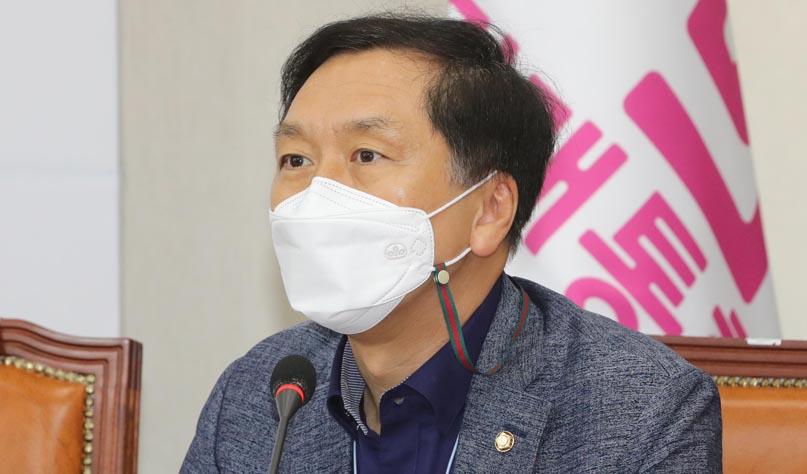 김기현 '檢, 격투기 기술 익히고 달님 칭송하면 승진 가능'